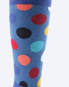 Happy Socks Big Dot Socks Multi