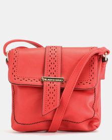 Blackcherry Bag Statement Crossbody Bag Red