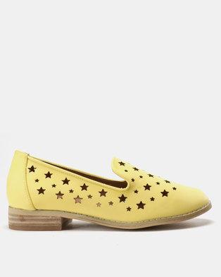 SOA Flash Slip Ons Lemon
