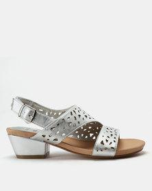 SOA Haven Sandals Silver
