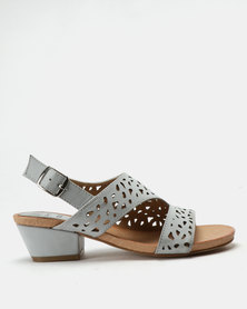 SOA Haven Sandals Light Denim
