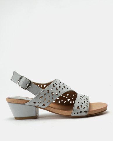 SOA Haven Sandals Light Denim