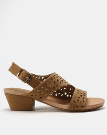 SOA Haven Sandals Taupe