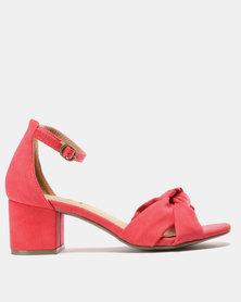 SOA Nova Heels Red