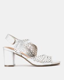 SOA Spain Heels Silver