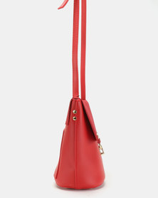Utopia Crossbody Bag Red