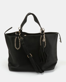 Utopia Softee Handbag Black