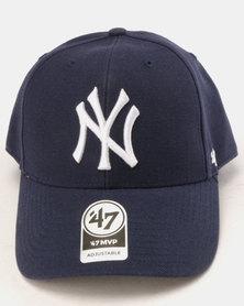 47 Brand New York MVP Cap Light Navy