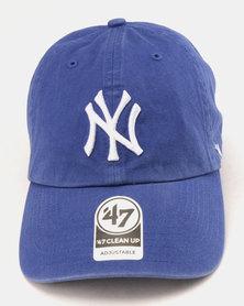 47 Brand Clean Up New York Cap Blue