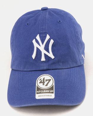 47 Brand Clean Up New York Cap Blue