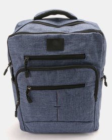Blackchilli Utility Backpack Blue