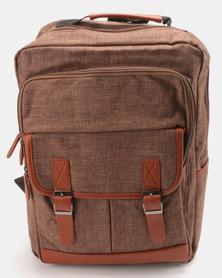 Blackchilli Vintage Backpack Coffee