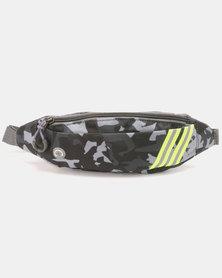 Blackchilli Reflective Army Moonbag Grey