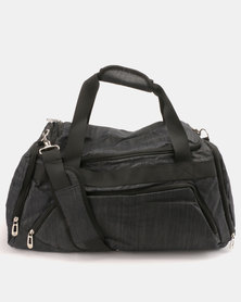 Blackchilli The Weekender Duffle Bag Black