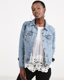 Levi's® The Trucker Jacket Valley Girl