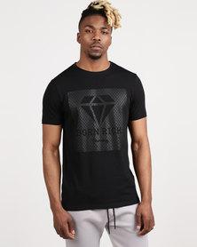Born Rich Domenico T-Shirt Black