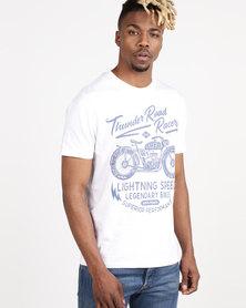 Life & Glory Kosti T-Shirt White
