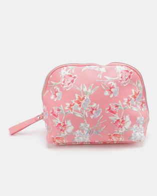 Women'secret Vanity Case Collection Pink