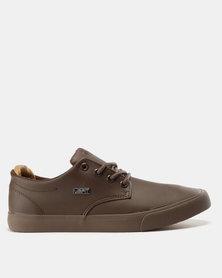 UBRT BRAVA 4 LEA Sneakers Brown