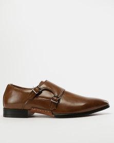 Mazerata Sir 3 Wax Dress Shoe Tan