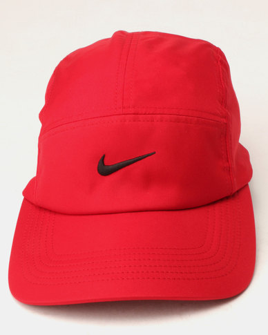 Nike Performance Unisex AW84 Cap Core Gym Red  2af2e648a0c