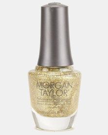 Morgan Taylor Ice Cold Gold Nail Polish