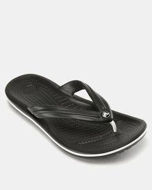 Crocs Crocband Flip Flops Black