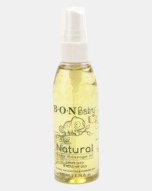 B.O.N Natural Oils Bon 100% Natural Baby Massage Oil 100ml