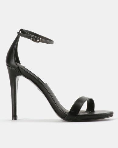 525e0a976e Steve Madden Stecy Heels Black | Zando