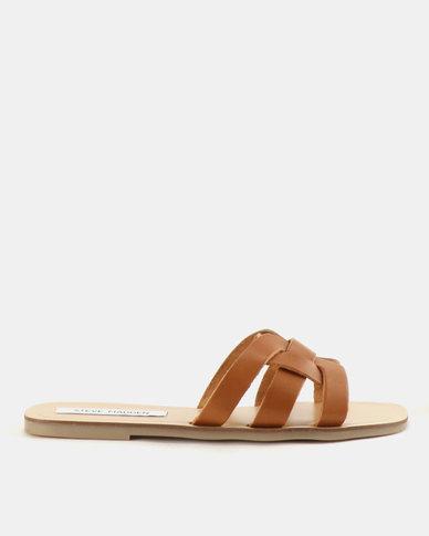 30a0be8e591 Steve Madden Sicily Sandals Natural