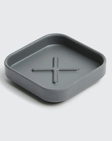UMBRA Scillae Soap Dish Grey