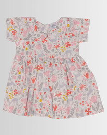 Kapas Baby Classic Dress Whimsical