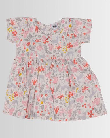 Kapas Baby Classic Dress Whimsical