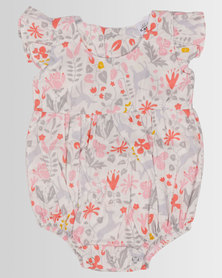 Kapas Baby Frilly Playsuit Whimsical