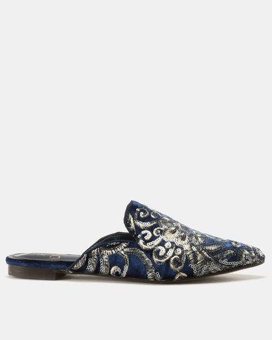 Dolce Vita Bogota-705 Slip On Shoes Blue