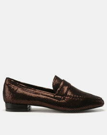 Dolce Vita Hadid-601 Slip On Shoes Brown
