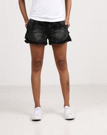 Rip Curl Jagger Walk Shorts Black