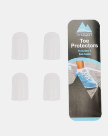 Terra Brand Outdoor Toe Caps Clear