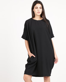 Michelle Ludek Josie Dress Black