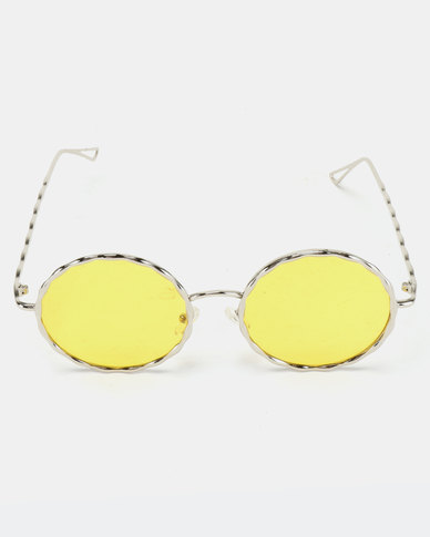 Joy Collectables Vintage Sunglasses Yellow Lense