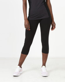 Lotto Sense Leggings Mid STC W Black
