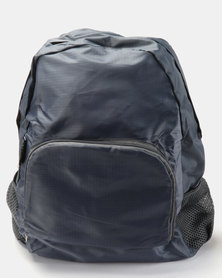 Escape Society Outdoor Nylon Backpack Blue