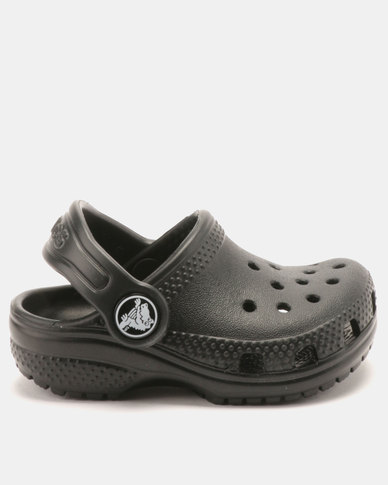 3adf102c1a846 Crocs Kids Classic Clogs Black | Zando