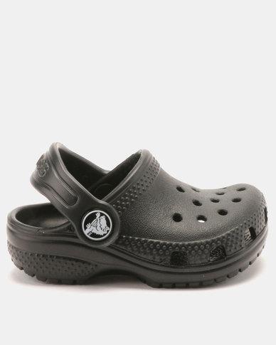 4d1ac1a76c Crocs Kids Classic Clogs Black | Zando