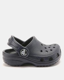 Crocs Kids Classic Clogs Navy