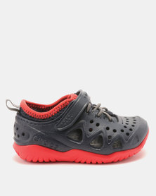 Crocs Kids Swiftwater Play Shoes Navy
