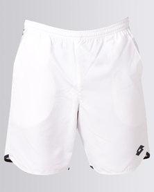 Lotto Aydex IV Shorts White/Navy