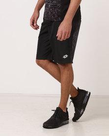 Lotto Space II Bermuda Shorts Black