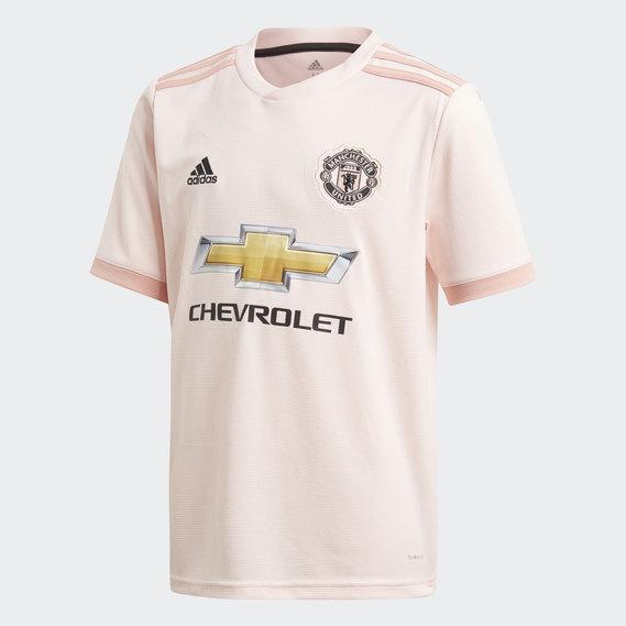 watch 1d819 88822 Manchester United Away Replica Jersey