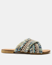 Footwork Unica Sandal Green